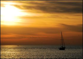 Sailing Home by gaelic