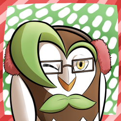 Wrought holiday icon by RymNotrim