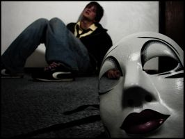 It Hurts: Unmask by RidgeviewxKid