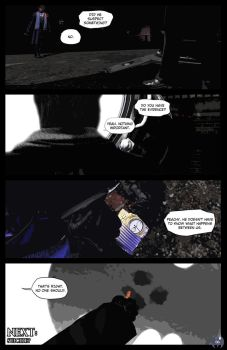 Batman: S.S #04 - PG6 by MrUncleBingo