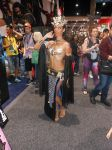 San Diego  Comic Con 2017  Queen of the damned by DougSQ