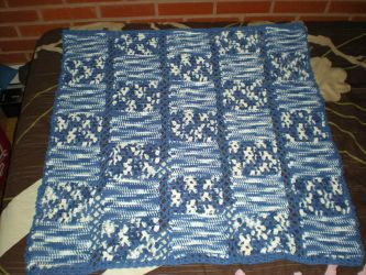 Baby Blanket by pinkpanther8608