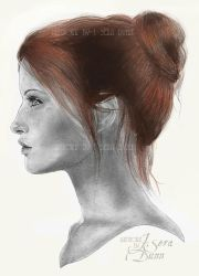 Portrait of a Girl by dreamended