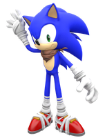 Sonic Boom Render By Nibroc by Nibroc-Rock