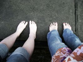 Feet by Tuile