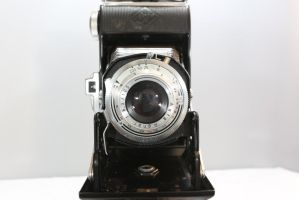 Agfa Billy Medium Format film camera. by BusterBrownBB