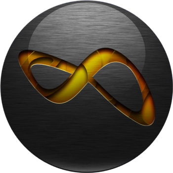 Visual Basic Dock Icon by Synt0xx