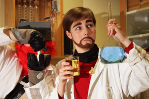 Yogscast Cosplay - What are we even doing? by RatherPeculiar