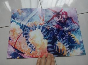 DGM POISON ARTBOOK sample 03 by darkn2ght