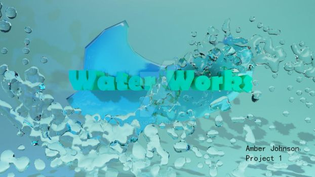 Logo Design - Water Works by Chaolio