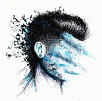 Adam Lambert - Faceless by dojjU