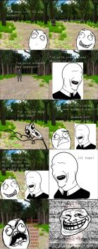 Rage Comics- Contest Entry::You can't win with $20 by kimtan1999