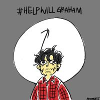 Hannibal: Help Will Graham by stupit-apit