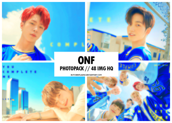 ONF - photopack #02 by butcherplains