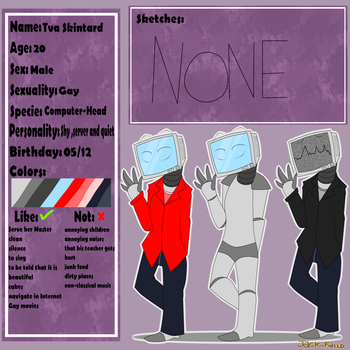Tva reference(Oc reference) by Jack-Falld