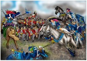 Pieces of Alorian History: The Battle of Sol by CorneliusRem