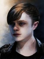 Harry Osborn by swisidniak