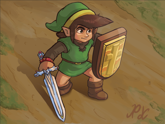 Link quicky by tippedchair
