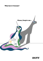 The Lament of A Princess by Dancewithknives