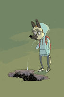 Dumb Hole by repoghost