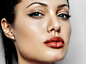 Angelina Jolie Once More by donvito62