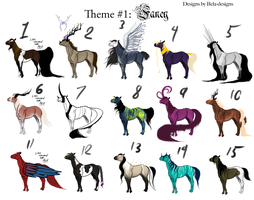 Adopts#1 Fancy {Closed} by Bela-designs