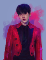 yoongi. by mort-d