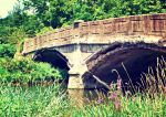 Old Stone Bridge: Country Crossing by TemariAtaje