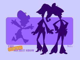 The Very Secret Secret Show by mct421