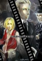 Schindler's List    a Poster by stvictoria