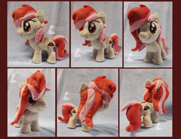 10in OC Colored Lights by EmberfallPlush