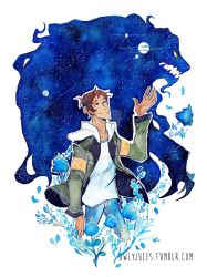 Voltron: Lance by Owlyjules