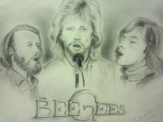 The BeeGees by ActLikeAKid