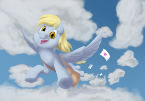 LL Fly-by Mailmare by ThatAsianMike