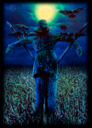 The Scarecrow (New version) by Cleo-Bizarre