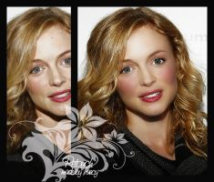 Woman Retouch by Traecy