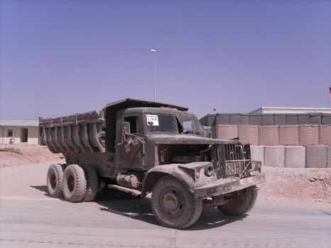 Transportation in Afghanistan (1) by boundfighter