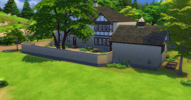 Greenville Exterior Right by BUILDSims