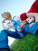 Macross: Lost Days. by m-a-g-i