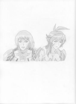 37 Claire and Masane by Trunkinquan