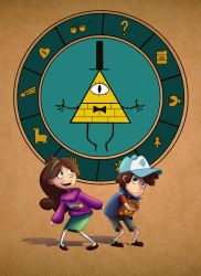 Gravity Falls by Atomic-DNA