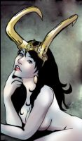 Lady Loki by TaniaDck1987
