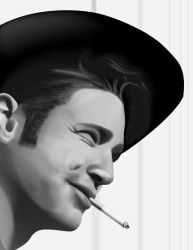 Jason Priestly Vector by Awellmadebed