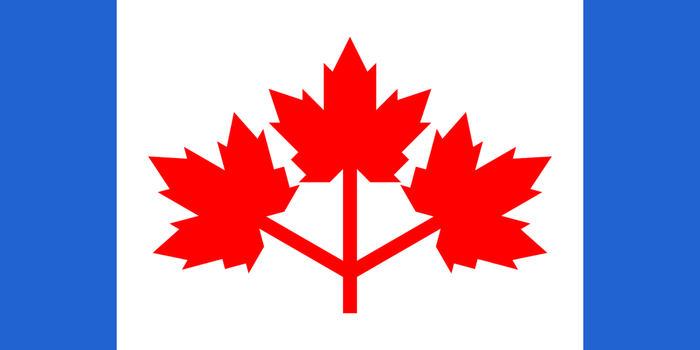 Prototype Canadian Flag 1964 (1) by sabresteen