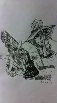 Hol Horse by Max7555