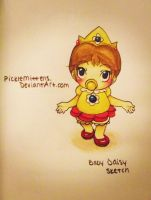 baby daisy by PickleMittens
