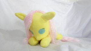 Fluttershy My Little Pony | For Sale by LeslysPlushes