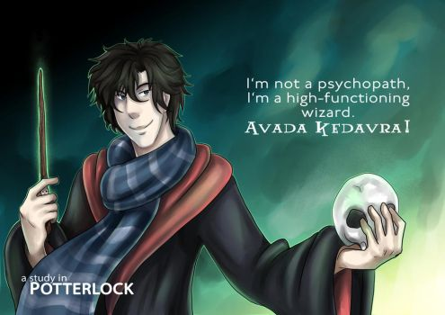 a study in Potterlock 004 and 005 (extract) by Yunuyei