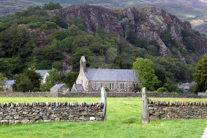 Beddgelert Church by welshbeck