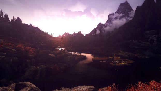 Beauty of Skyrim - IX by MuuseDesign